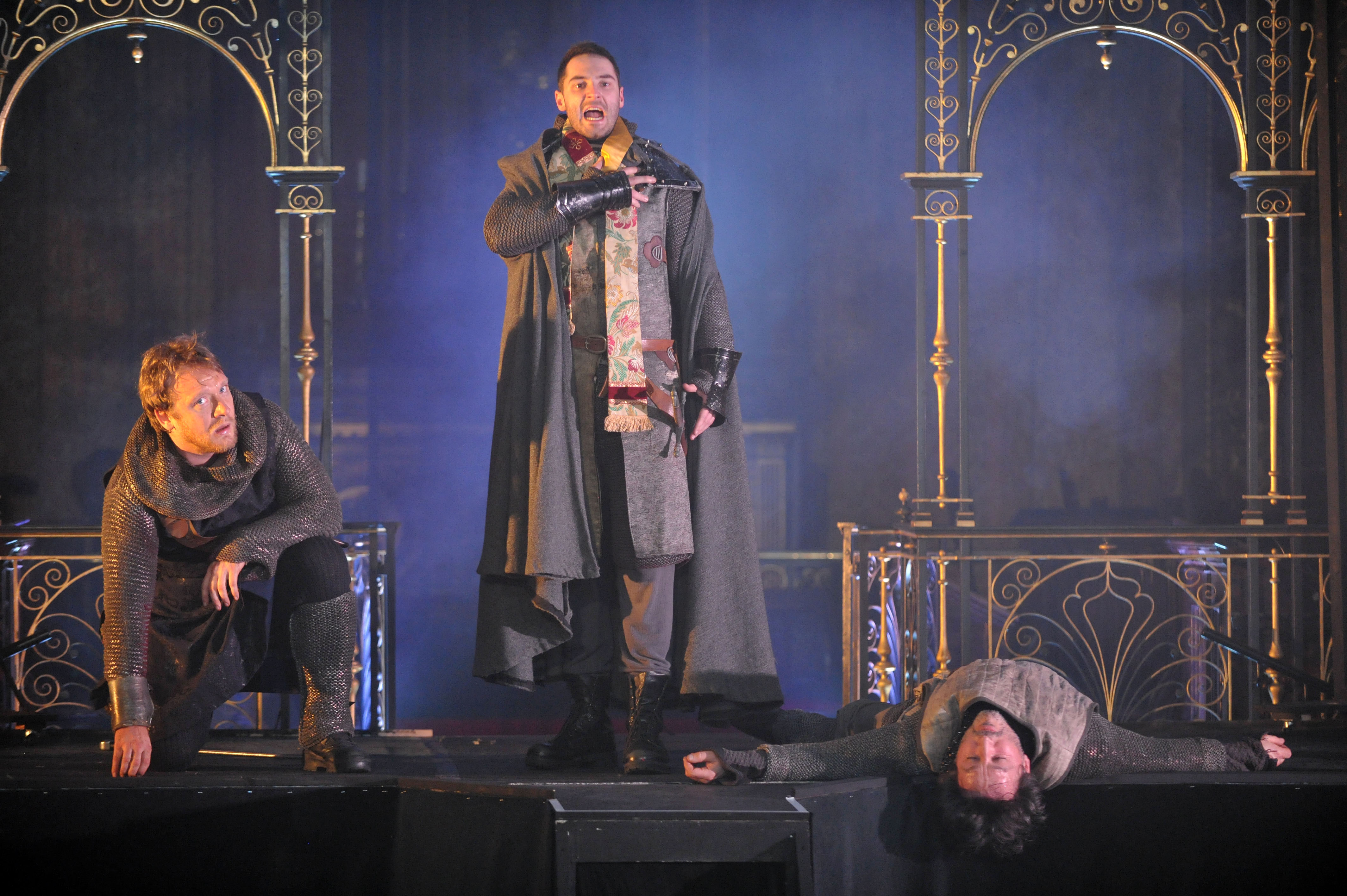 Macbeth by the Guildford Shakespeare Company, Holy Trinity Church, High Street, Guildford
